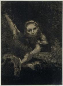 CalibanOdileRedon1881