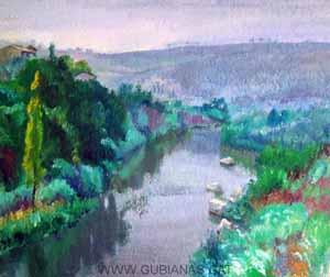 rio llobregat.