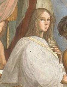 HypatiaRaphaelSanzio