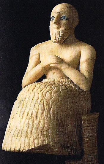 La Moda y el Arte. Mesopotamia. Los Sumerios. Por: Virginia Seguí (1/6)