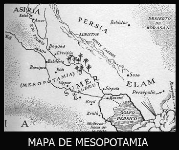 La Moda y el Arte. Mesopotamia. Los Sumerios. Por: Virginia Seguí (2/6)