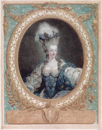 Mujeres en la Historia. Maria Antonieta. Por : Virginia Seguí (1/6)