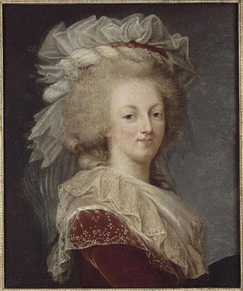 Mujeres en la Historia. Maria Antonieta. Por : Virginia Seguí (4/6)