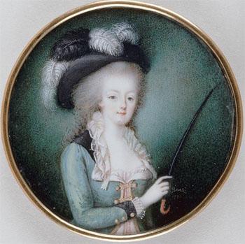 Mujeres en la Historia. Maria Antonieta. Por : Virginia Seguí (6/6)