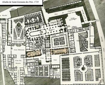 Jardines del Renacimiento II. Ciudades de Europa Occidental. Francia. Por: Virginia Seguí. (3/6)