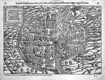 Jardines del Renacimiento II. Ciudades de Europa Occidental. Francia. Por: Virginia Seguí. (6/6)
