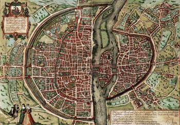 Jardines del Renacimiento II. Ciudades de Europa Occidental. Francia. Por: Virginia Seguí. (1/6)