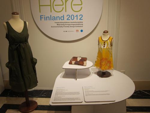 Visita al Museo de Artes Decorativas. Diseño Ecológico Finlandés y Sedas Chinas. Por Virginia Seguí (4/6)